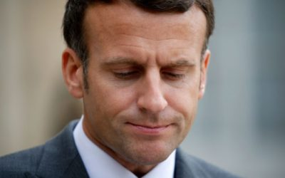 Emmanuel Macron's Government Has Banned Palestine Solidarity Demonstrations