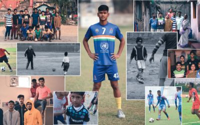 Talent To Burn: Shubho Paul and the Many Who Make Him