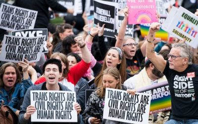 Celebrating Pride Month: Honoring the movement to end discrimination against LGBTQ people amid record-breaking year for anti-trans laws