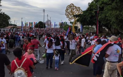 Nicaragua's Sandinistas Battle 'Diabolical' U.S. Empire and Poverty on 42 Anniversary of Revolution