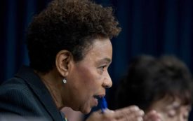 Who Will Be the Barbara Lee of the Next Great Disaster?